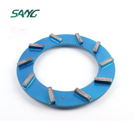 grinding disc, Diamond Abrasive disc, grinding plate, polish pad manufacturers, metal bond polishing pad