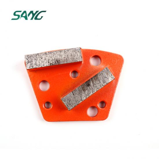 Grinding shoes polished concrete,concrete floor grinding tools