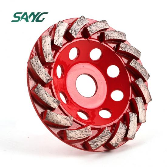 CUP WHEEL
