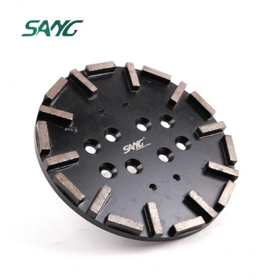 Diamond Grinding Disc Plate